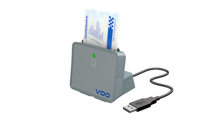TIS-Web® Card Reader