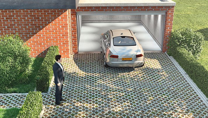 Remote Garage Parking