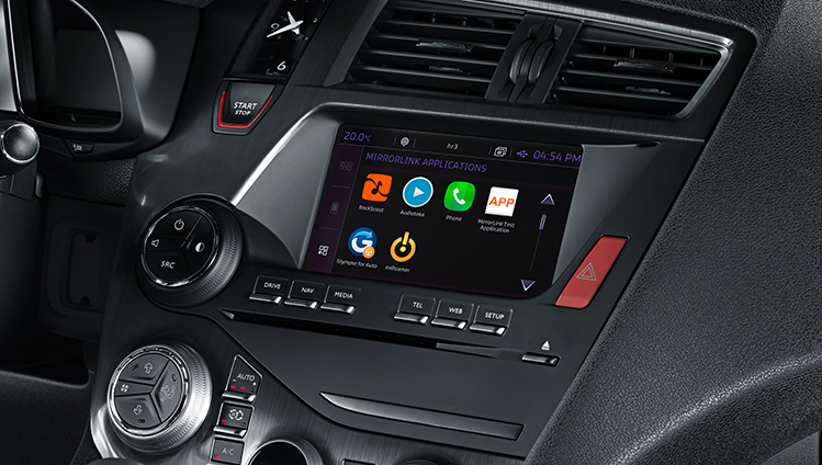Connected Head Unit PSA / DPCA