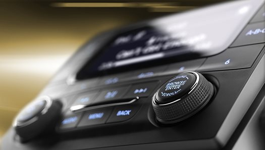 Fiat uConnect Radio