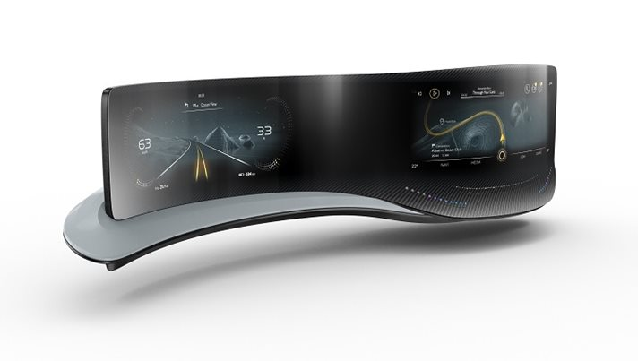 Curved Displays