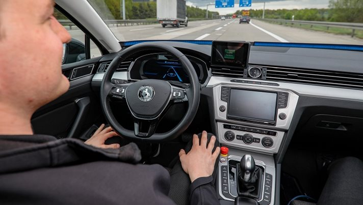Continental Expands Automated Driving Tests on the Autobahn
