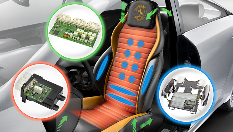 Seat Comfort Systems