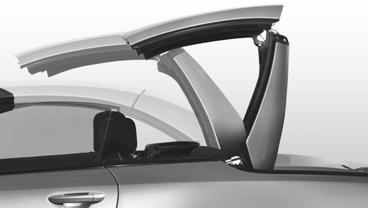 Convertible Roof Control Units