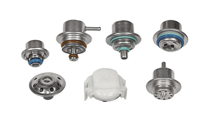 Fuel Pressure Regulator & Dampers