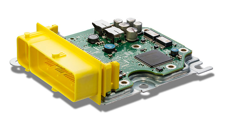 Safety Domain Control Unit