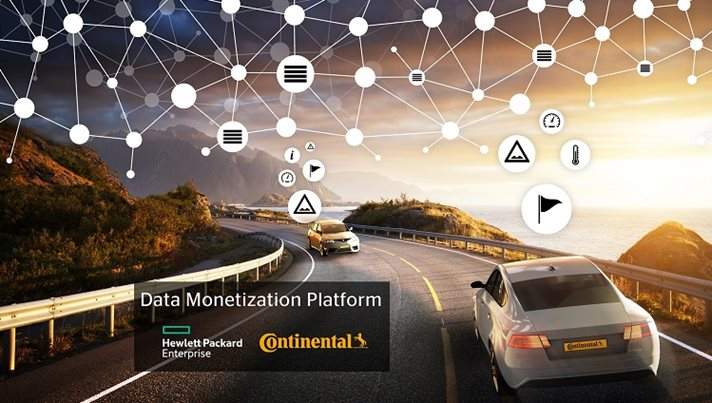Data Monetization Plattform