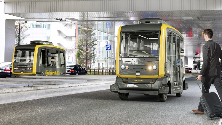 Driverless Mobility