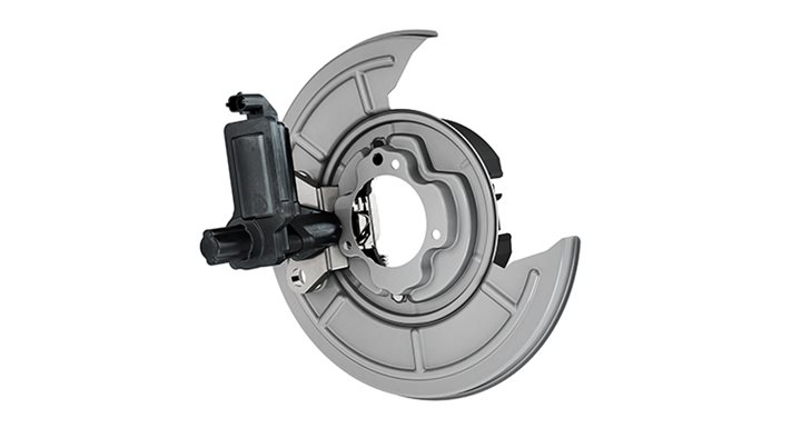 Duo Servo Drum Brakes