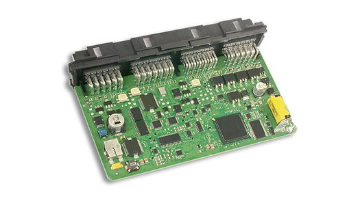 Powertrain Master with Real Time Clock