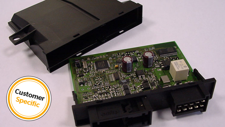 Door Control Modules & Continental Automotive - Door Control Modules