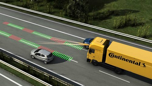 What Is Lane Departure Warning >> Continental Automotive Lane Departure Warning
