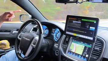 Automated Driving Systems – Set-up