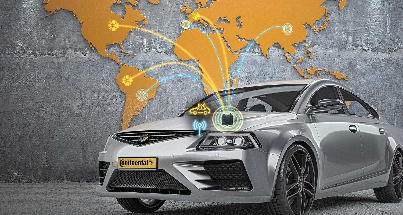 Continental Automotive V2x Communication