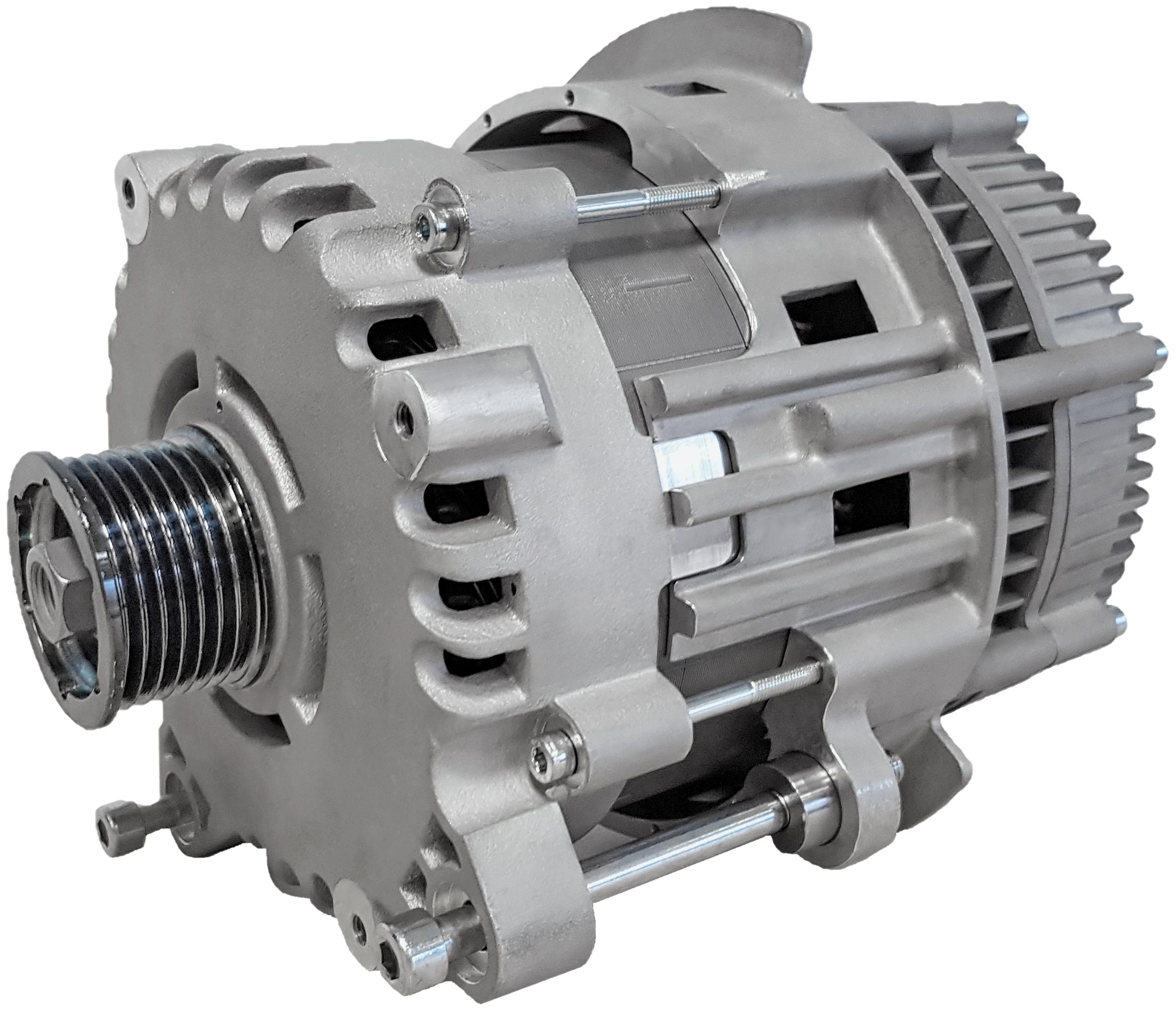 48 V Air Cooled Belt Starter Generator